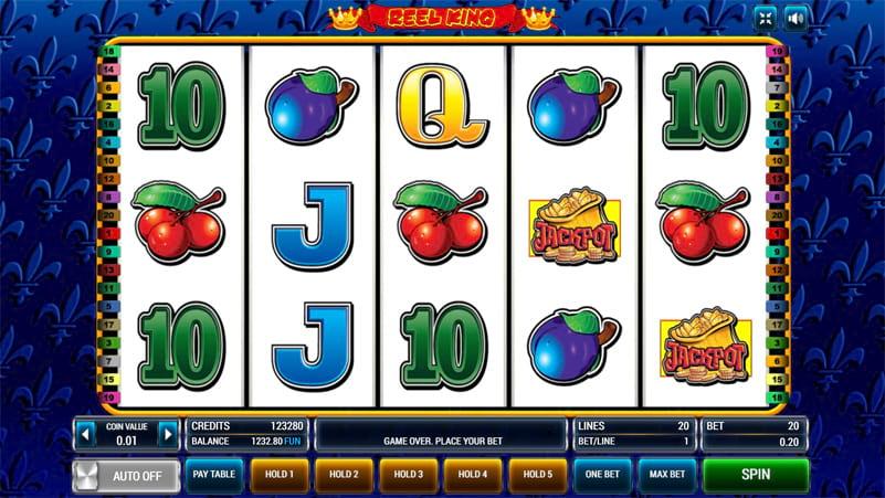 Изображение игрового автомата Reel King 1