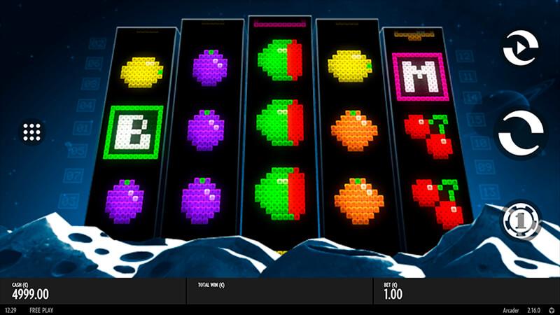 Изображение игрового автомата Arcader 1