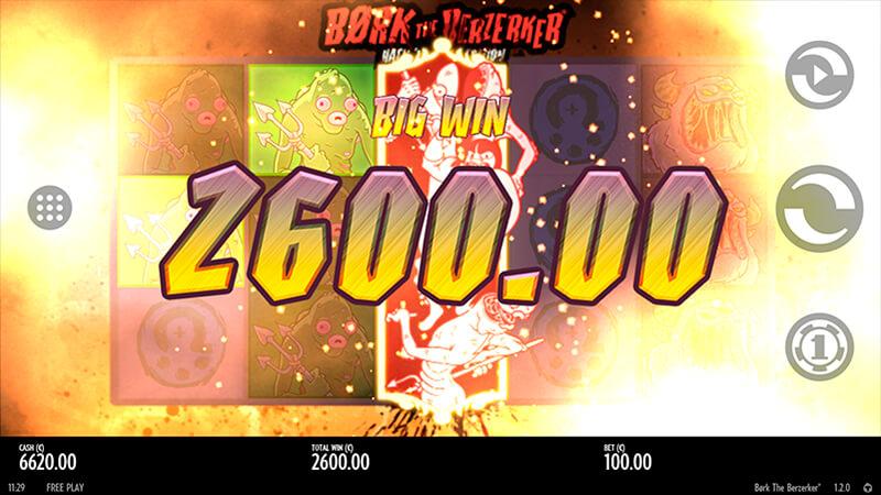 Изображение игрового автомата Bork the Berzerker 2