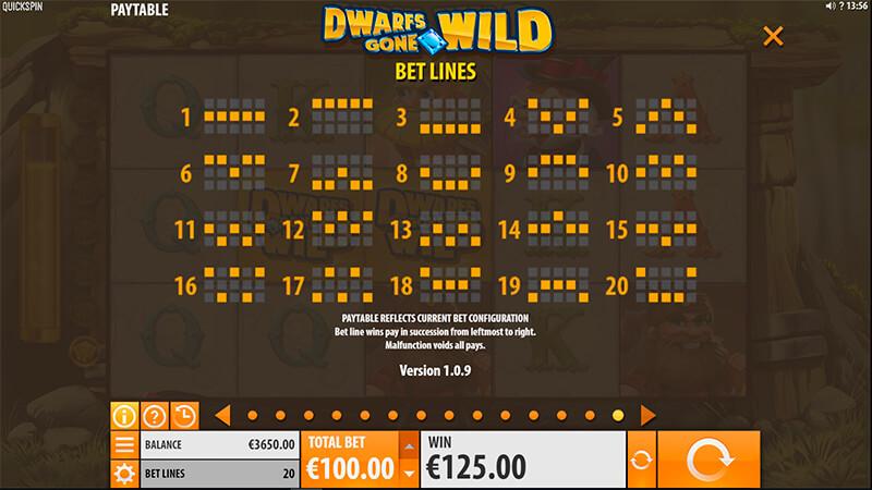Изображение игрового автомата Dwarfs Gone Wild 3