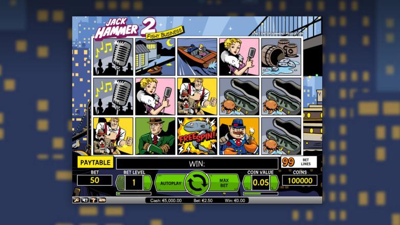 Изображение игрового автомата Jack Hammer 2 1